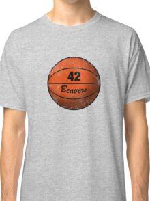 Teen Wolf Beavers Classic T-Shirt