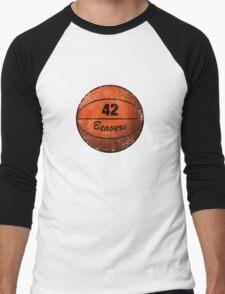 Teen Wolf Beavers Men's Baseball ¾ T-Shirt