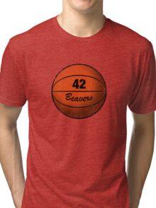 Teen Wolf Beavers Tri-blend T-Shirt