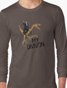 lestrade's division Long Sleeve T-Shirt