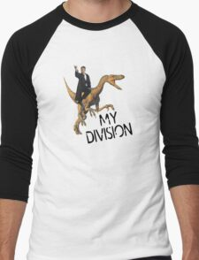 lestrade's division Men's Baseball ¾ T-Shirt