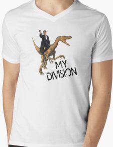 lestrade's division Mens V-Neck T-Shirt