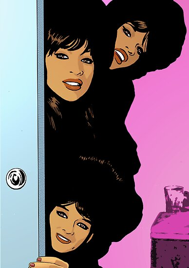 The Ronettes by BockingfordKid