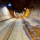 """World War II Oil Tunnel - Darwin"" by jonxiv"
