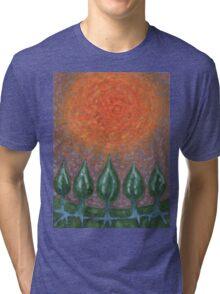 Light The Night  Tri-blend T-Shirt