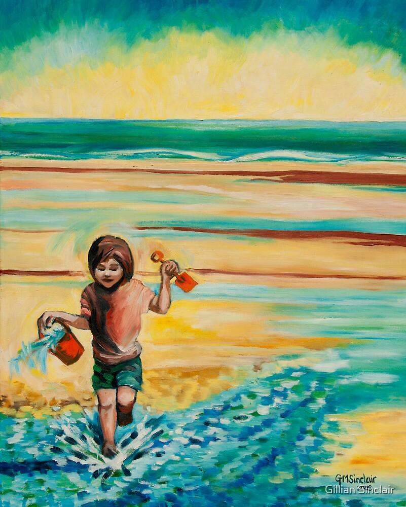 Towards The Sea (Maisie) by Gillian Sinclair