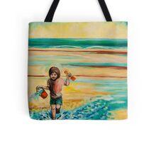 Towards The Sea (Maisie) Tote Bag