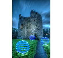 Dundrum Castle Photographic Print