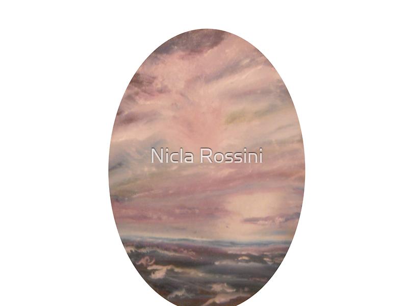 Fighting Winds  by Nicla Rossini