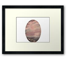 Fighting Winds  Framed Print