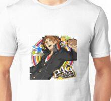 Persona 4 : Hanamura Yosuke Unisex T-Shirt