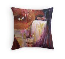 The Saboteur Throw Pillow