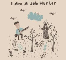 I am a job hunter by Anastasiia Kucherenko