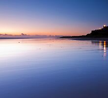 """bamburgh castle sunrise"" by Allan  England"