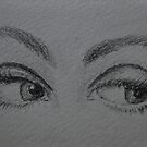 beautiful eyes by Inese