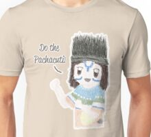 Pachacuti Cartoon design Unisex T-Shirt