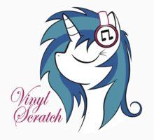 Vinyl Scratch Kids Clothes
