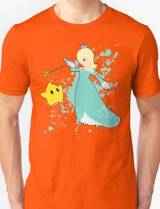 Rosalina and Luma - Super Smash Bros T-Shirt