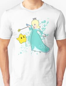 Rosalina and Luma - Super Smash Bros T-Shirt