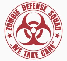 Zombie Defense Squad - we take care One Piece - Short Sleeve
