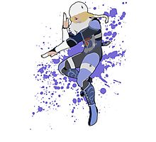 Sheik - Super Smash Bros Photographic Print