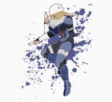 Sheik - Super Smash Bros by PrincessCatanna