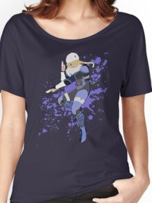 Sheik - Super Smash Bros Women's Relaxed Fit T-Shirt