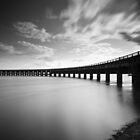 """Tay Rail Bridge"" by Allan  England"