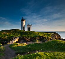 """Elie Lighthouse"" by Allan  England"