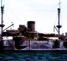USS Texas Sticker
