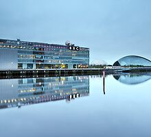 """BBC Scotland"" by Allan  England"
