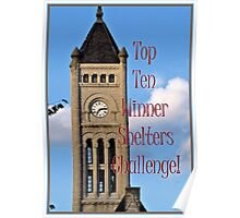 Banner - Shelters - Top Ten Winner Poster