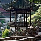 Chinese Gazebo by phil decocco