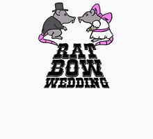 rat, wedding, bow Unisex T-Shirt