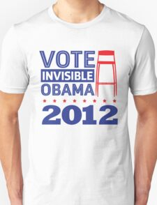 Invisible Obama T-Shirt