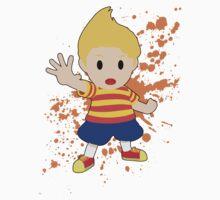 Lucas - Super Smash Bros by PrincessCatanna