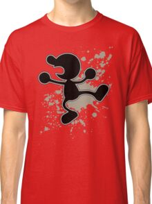 Mr Game and Watch - Super Smash Bros Classic T-Shirt