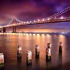 Bay Bridge by jswolfphoto