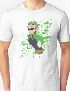 Luigi - Super Smash Bros T-Shirt
