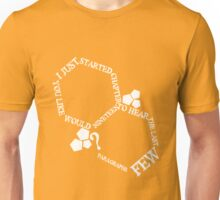 Chapter Nineteen (White) Unisex T-Shirt