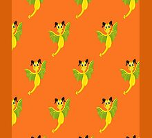 Halloween Dragons .. iphone case by LoneAngel