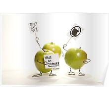 Boycott Apple Poster