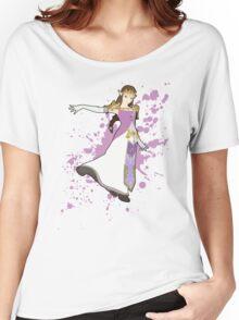 Zelda - Super Smash Bros Women's Relaxed Fit T-Shirt