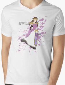 Zelda - Super Smash Bros Mens V-Neck T-Shirt