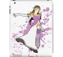 Zelda - Super Smash Bros iPad Case/Skin