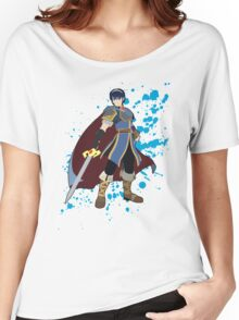 Marth - Super Smash Bros Women's Relaxed Fit T-Shirt