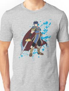 Marth - Super Smash Bros Unisex T-Shirt
