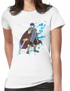 Marth - Super Smash Bros Womens Fitted T-Shirt