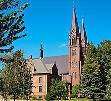 St. Mary, Help of Christians, Catholic Church by Bryan D. Spellman