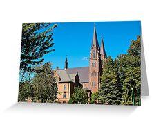 St. Mary, Help of Christians, Catholic Church Greeting Card